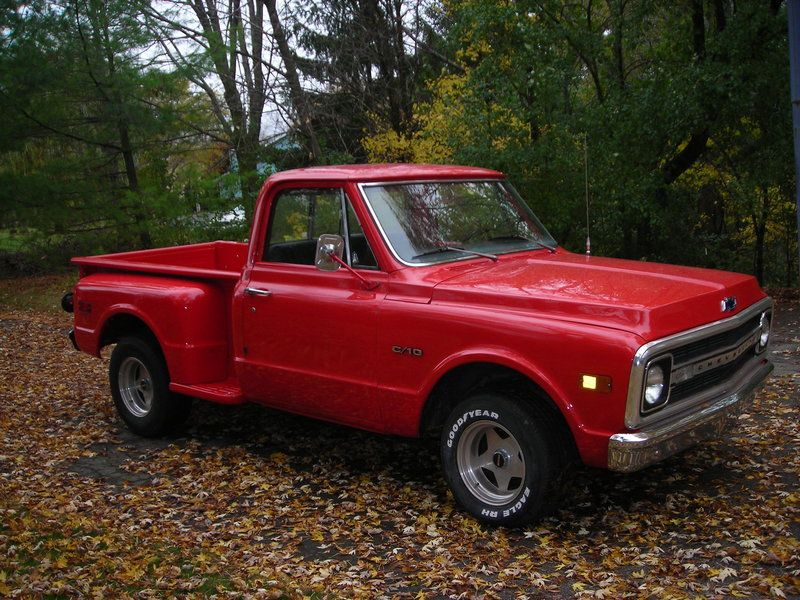 1970 Chevrolet C - 10 Stepside Pick up for sale by Owner - Jackson ...