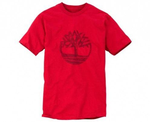 9f5028d256c67 Men s Short Sleeve Tree Ring Logo T-Shirt - Timberland  men sgraphictees   men s  graphic  tees  logos