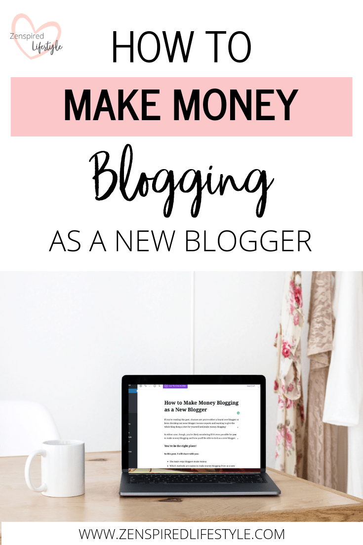 Wie man Geld verdient Bloggen als neuer Blogger   – Blogging Tips and Blogging Strategy