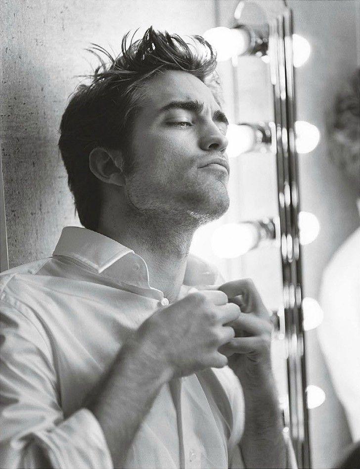 Photo by Bruce Weber. Robert Pattinson