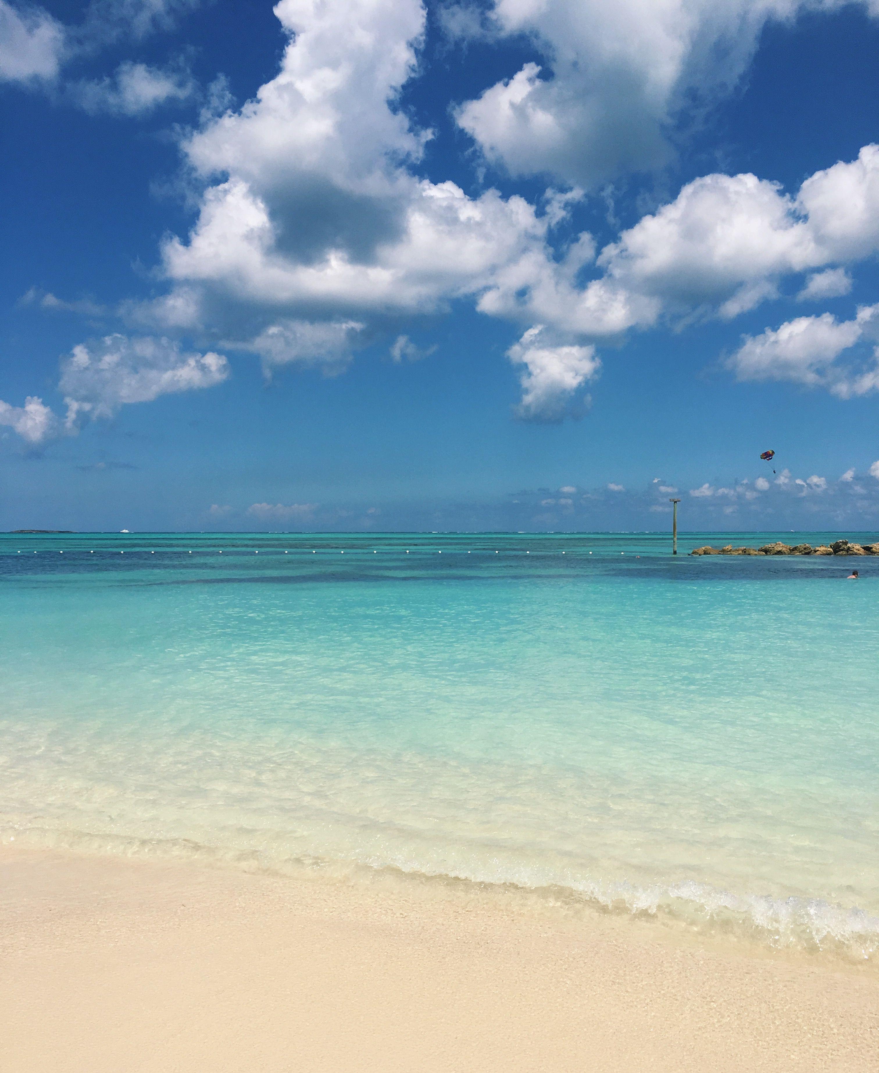Bahamas Beach: Cable Beach In Nassau, Bahamas