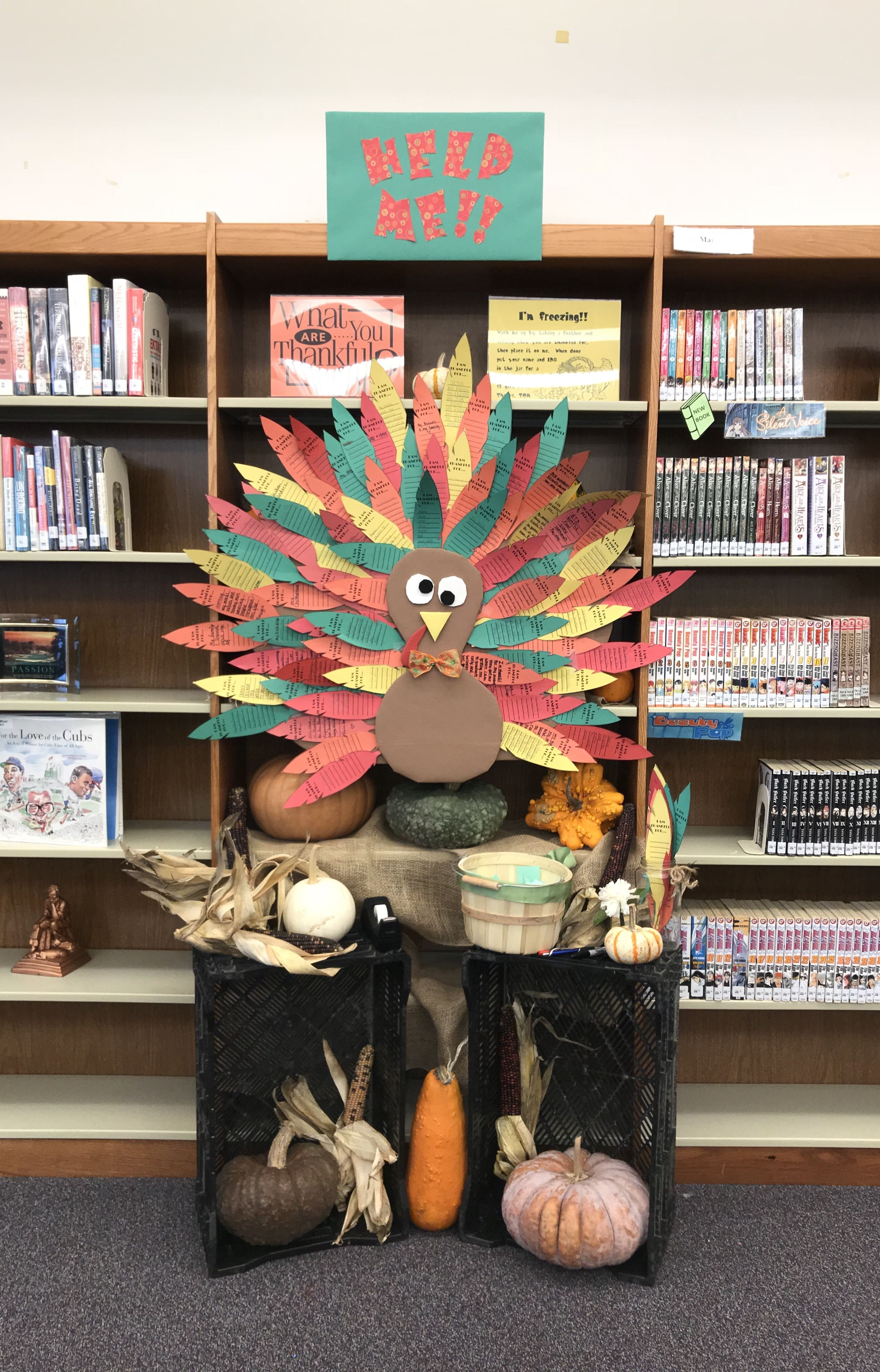 here to announce the Thanksgiving Season lighted ceramic piece to add to your decor. Its Tom Turkey.5 A perfectly bold Look