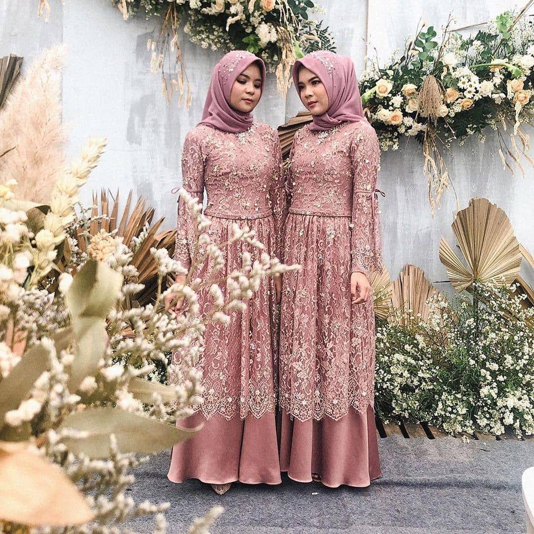 "Dress Gaun Bridesmaids Hijab on Instagram: ""Attire from"