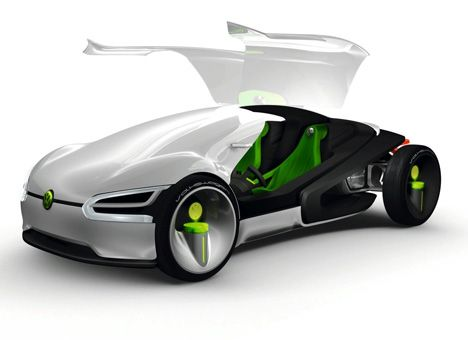 2028 Volkswagen Car Concepts