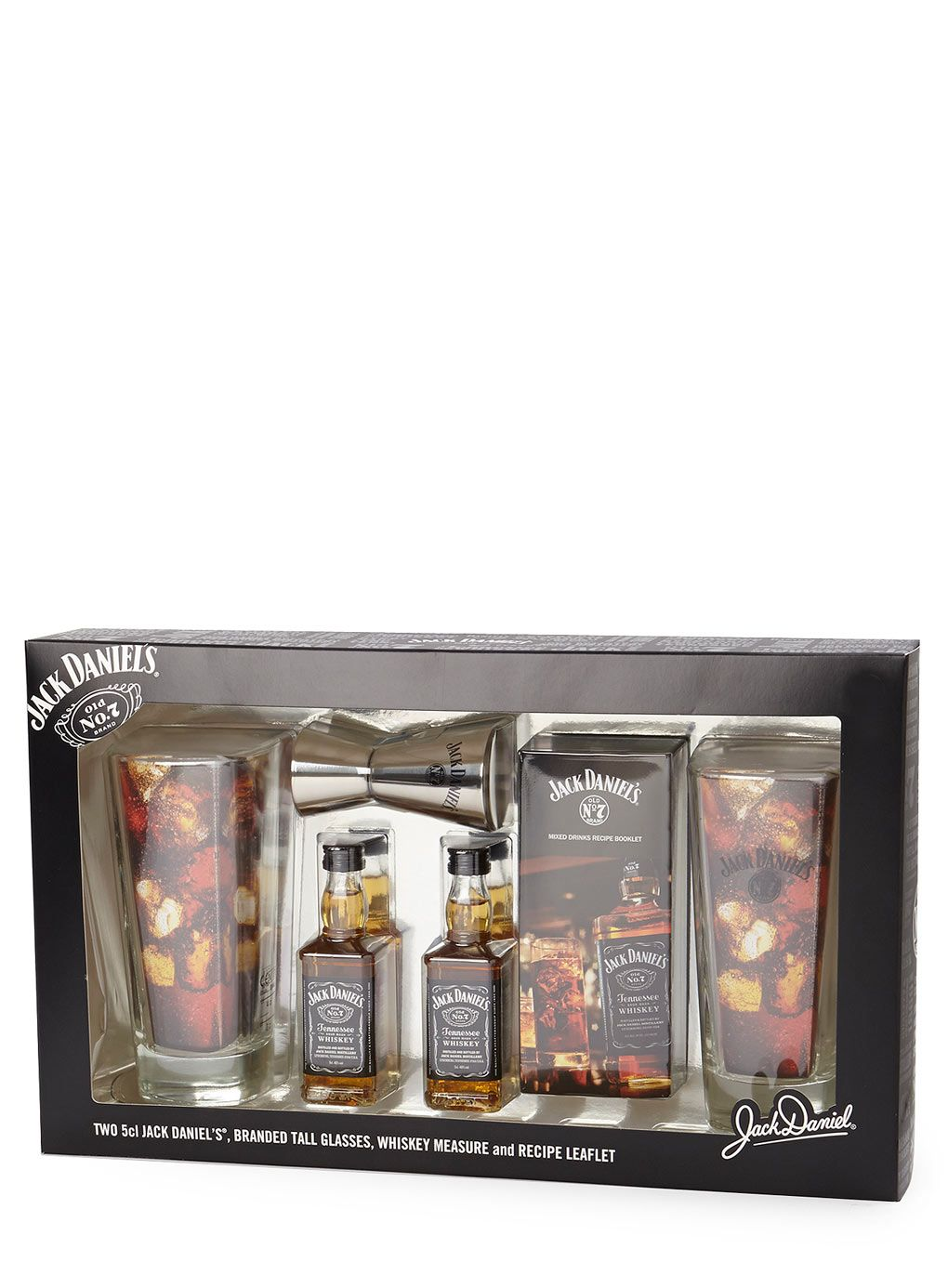 Jack Daniel's® Barware Set Alcohol Gifts Gifts for Him