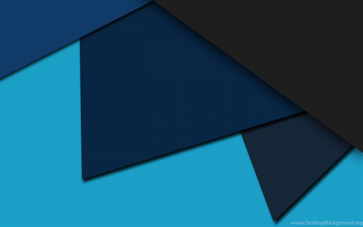 Download Wallpapers 4k Polygons Android Gray And Blue Lollipop Lines Geometric Shapes Material Design Creative Geometry Blue Background Besthqwallpape Material Design Google Material Design Material Design Background