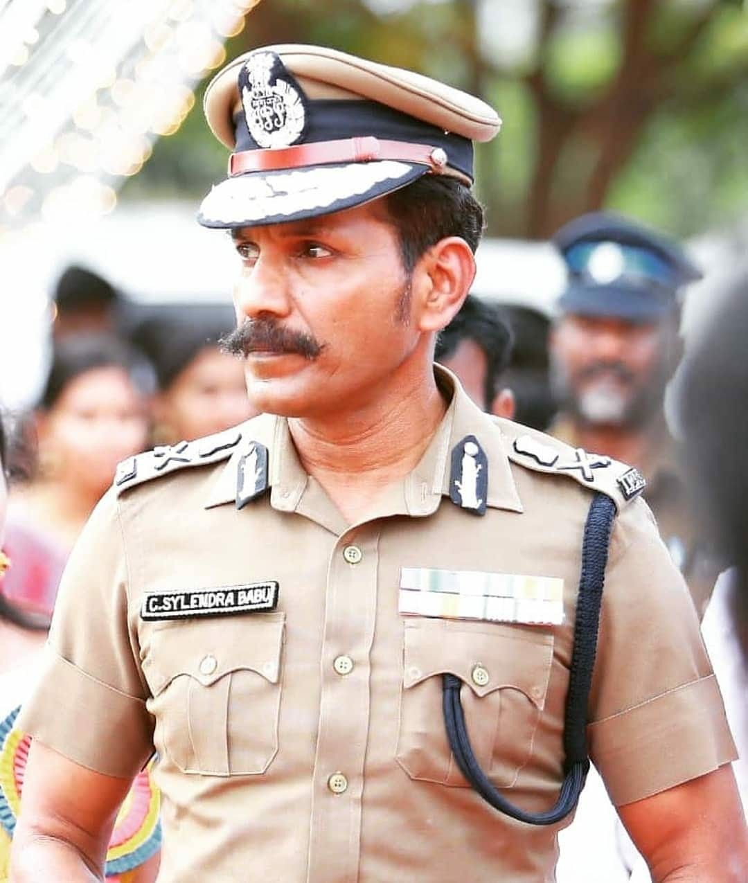 Ips Officer Ips Officer Indian Police Upsc Civil Services