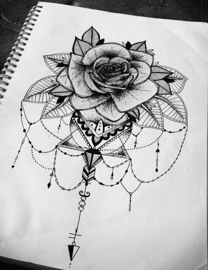 Pin de Amber Roden em Tattoo ideas Tatuagens geométricas