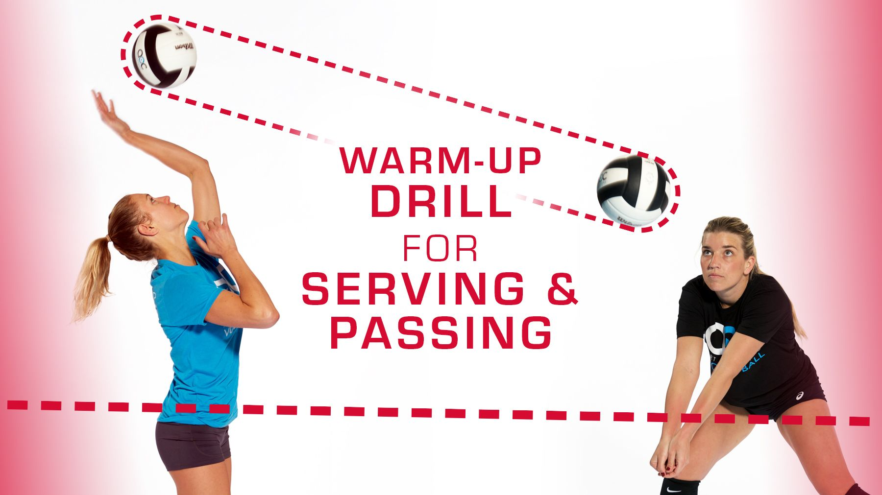 Warm Up Drill For Serving Passing The Art Of Coaching Volleyball Coaching Volleyball Volleyball Serving Drills Volleyball Workouts