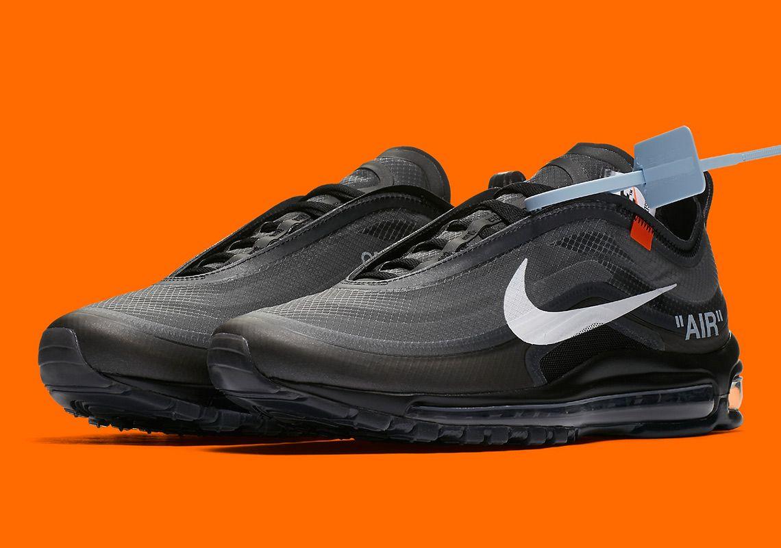 Off-White Nike Air Max 97 AJ4585-001