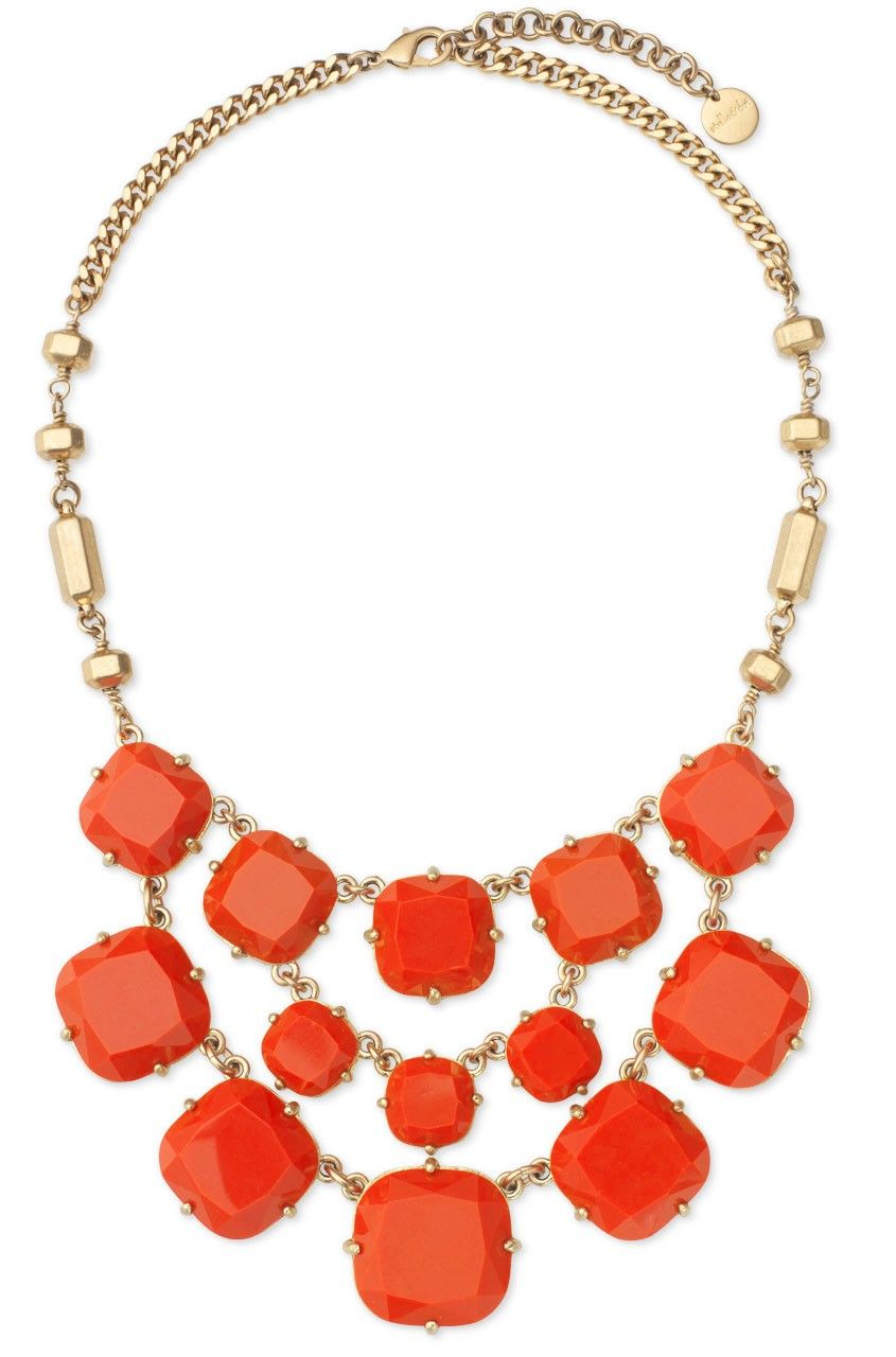 Cannot wait to wear this Olivia Bib Necklace with my white sundress during my wedding week!  www.stelladot.com/lindsaylovesjewelry