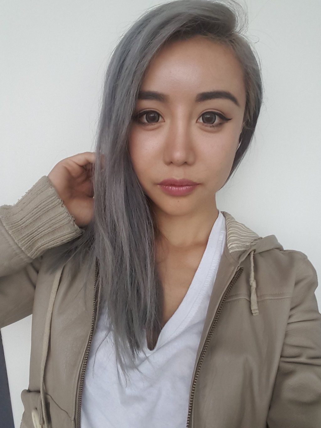 Wengie 🦄 on Wengie hair, Crazy hair, Messy hairstyles