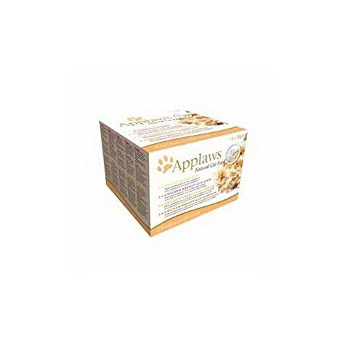 Applaws Cat Food Tin Multipack Chicken Selection 12 X 70g 840g Pack Of 4 Click Image To Review More Details Cat Food Cat Food Coupons Cat Food Reviews