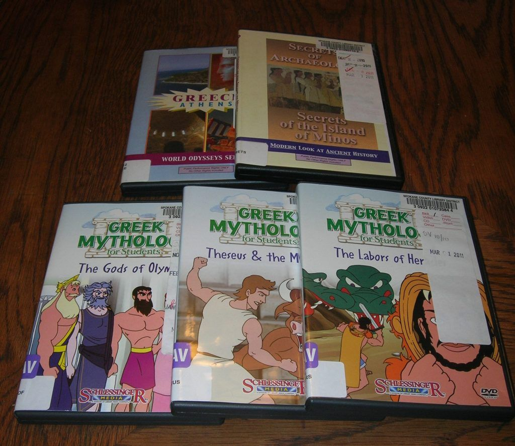 Ancient Greece Videos For Kids