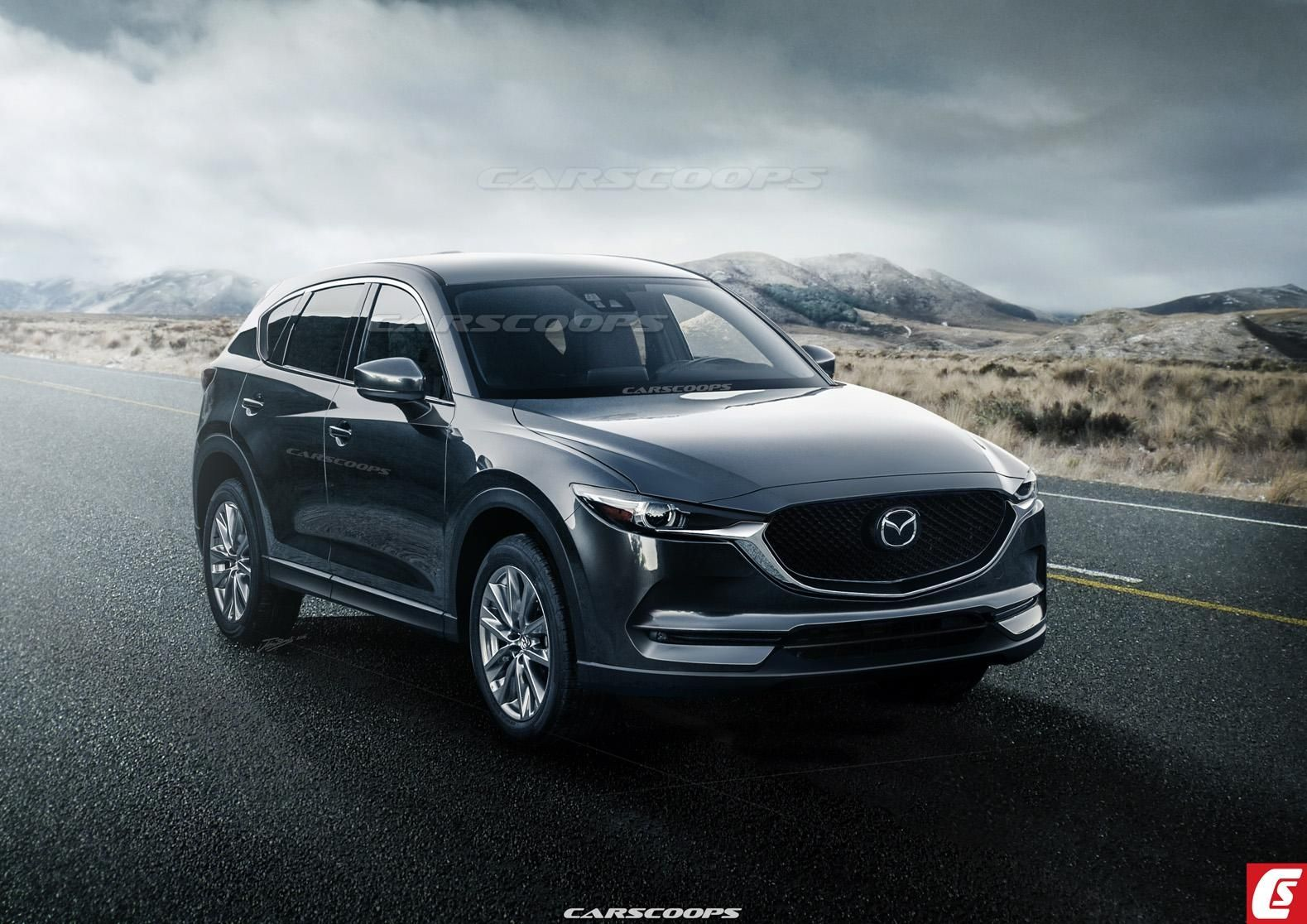 Future Cars New 2018 Mazda Cx 5 Will Come With A Sharper Kodo Intended For Models