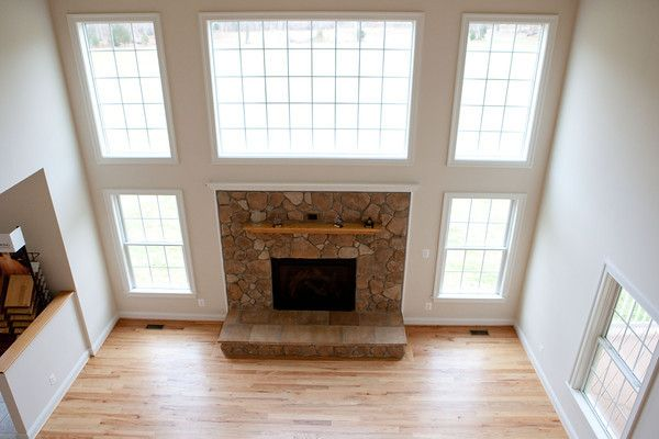 Family Room above view