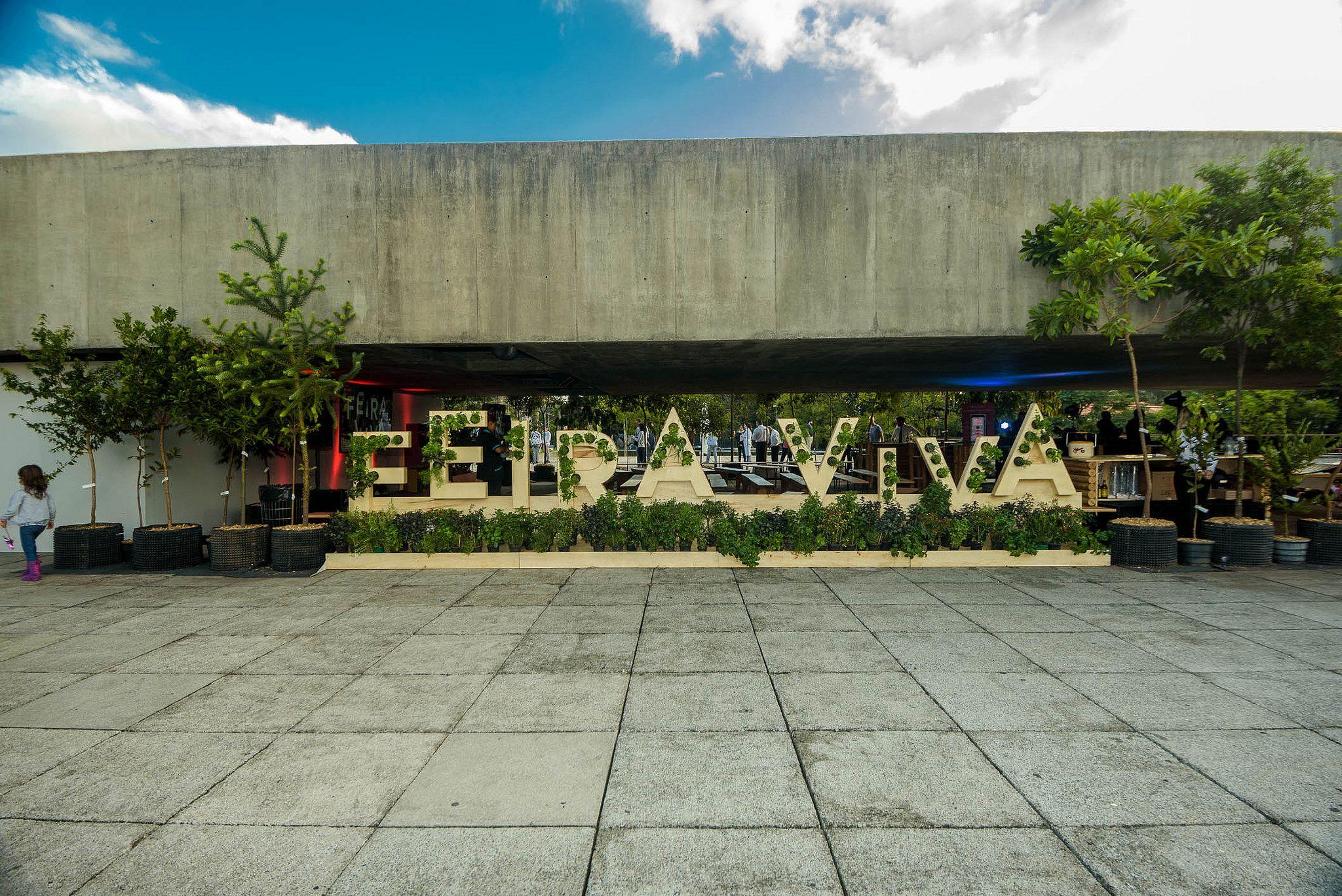 Bueno Arquitetura Cenográfica + Barbara Paludetti | Feira Viva & Santander | Feira Viva | MUBE | SP | 2017 | Foto: Renato Bueno
