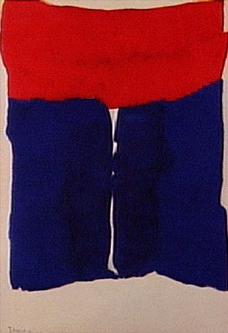 Sem t tulo 1968 tomie ohtake leo sobre tela x 72 for Minimal art kunstwerke