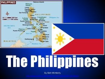 The Philippines Powerpoint In 2020 Philippines Location Philippines Basic Geography