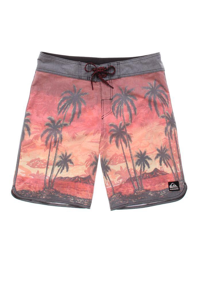 5a037eca90 Zanerobe 'Forza' Volley Boardshorts | sports and Leisure | Swim trunks,  Trunks, Vintage sportswear