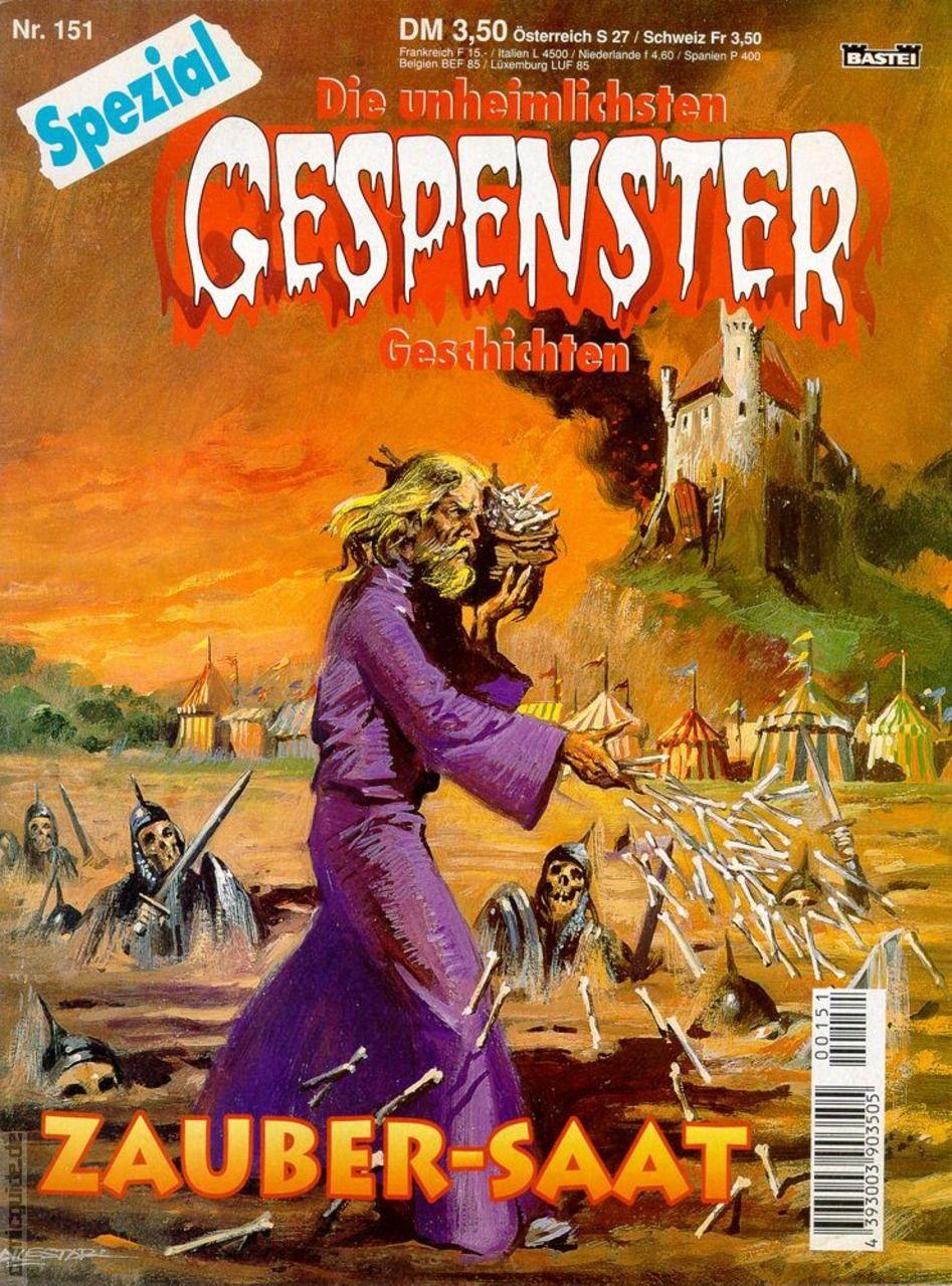 Gespenster Geschichten Spezial #151 - Zauber-Saat