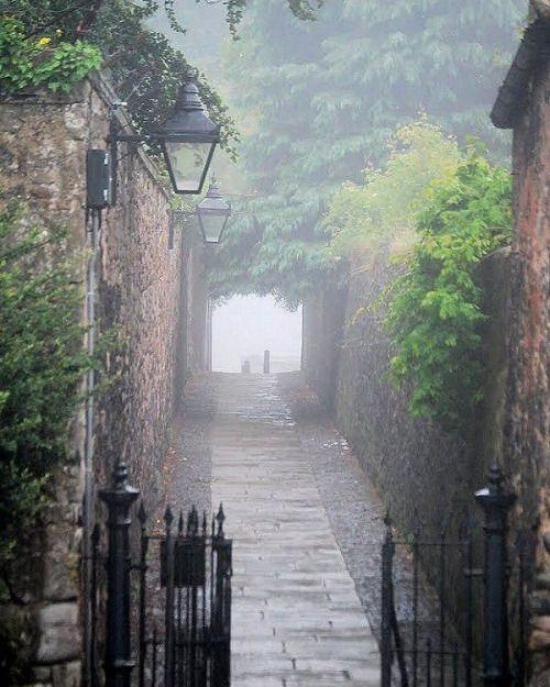 Duddingston Scotland I feel very adventurous. There are so...  Instagram travelquote
