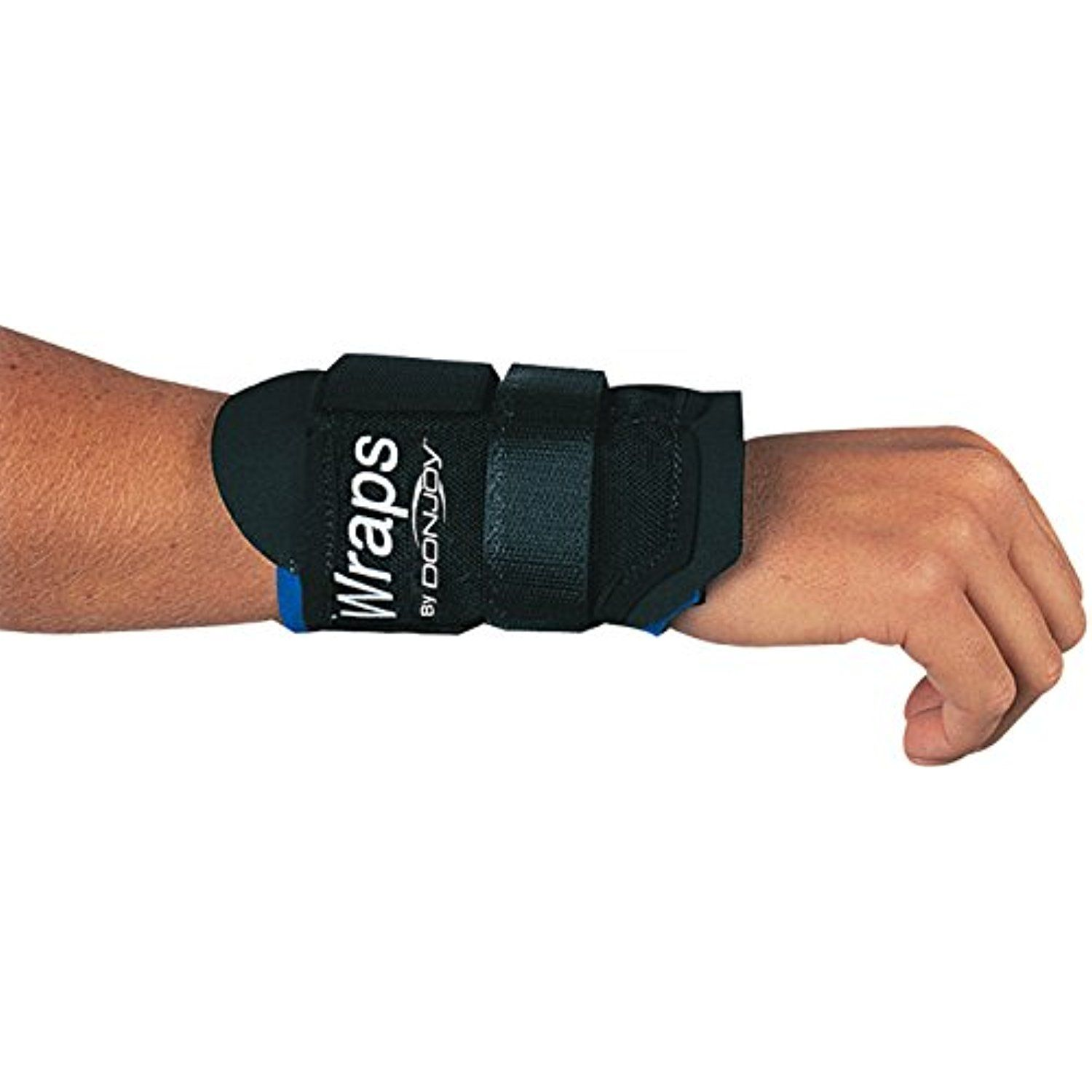 DonJoy Wrist Wraps Support Brace *** Check out the image
