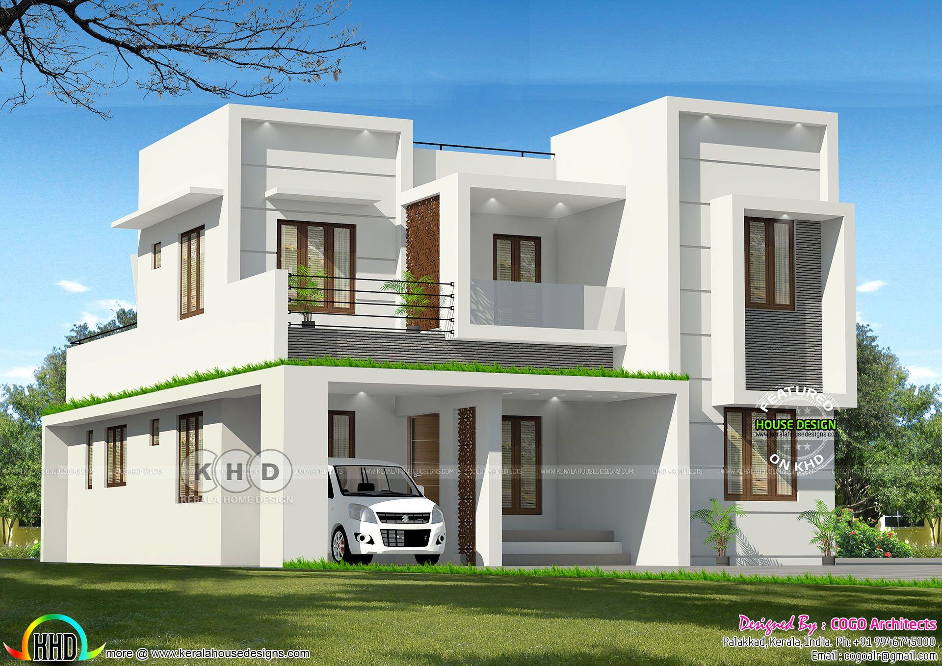 Under 50 Lakhs Budget house design in 2020 | House design ...
