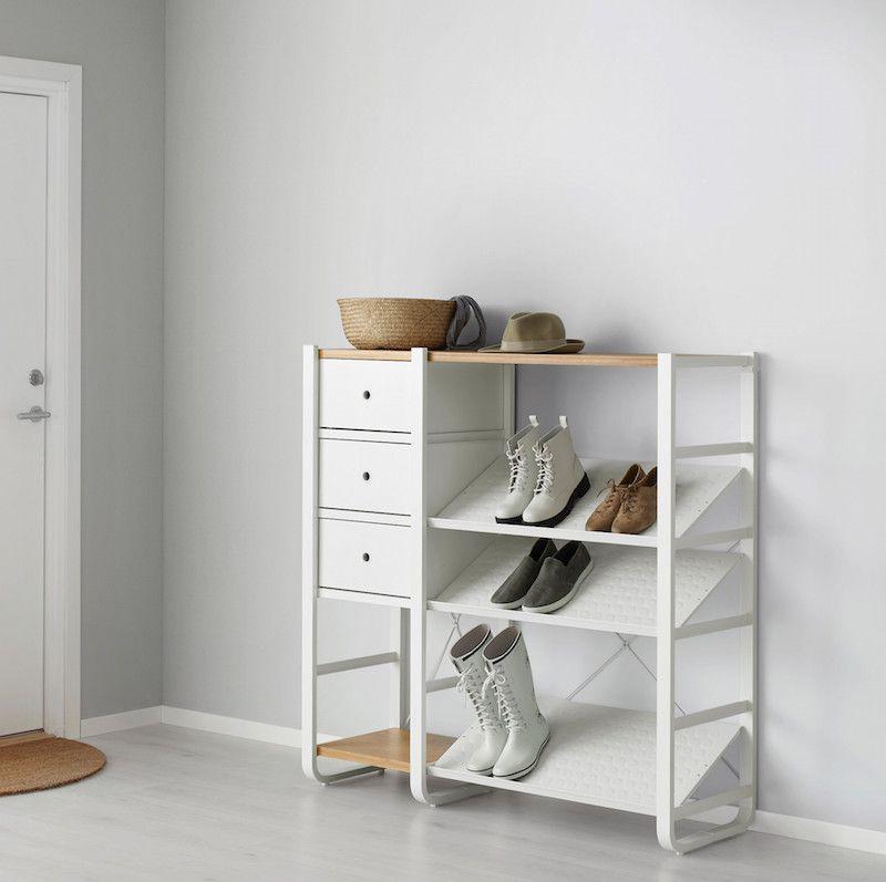 IKEA ELVARLI storage solution shelving unit kastensysteem Room - quelle küchen abwrackprämie