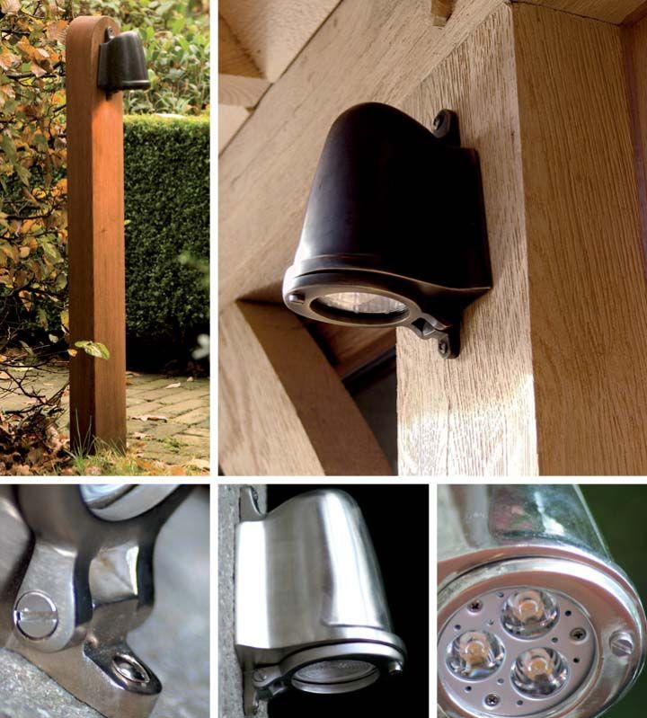 Tijdloze en sfeervolle verlichting retro armaturen sixties seventies design zowel binnen als - Buitenverlichting design tuin ...