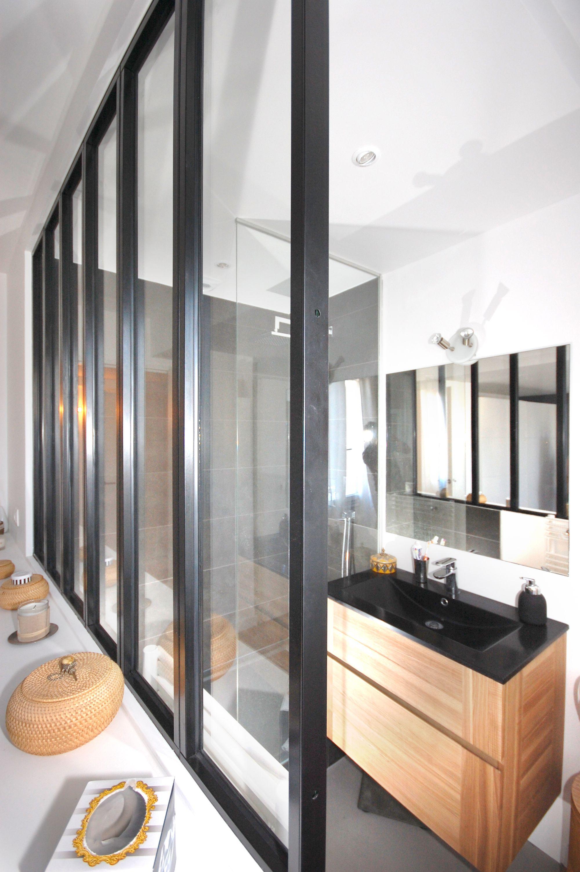 Une nouvelle salle d\'eau dans la chambre | Architecture d\'intérieur ...