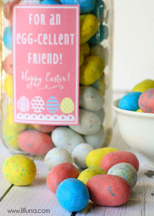 The 11 best diy easter candy jars easter candy easter and jar egg cellent easter gift ideas cute and inexpensive lilluna negle Images
