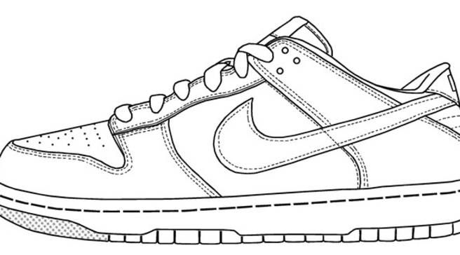 Air Force Nike Drawing Shoe High top, nike PNG clipart