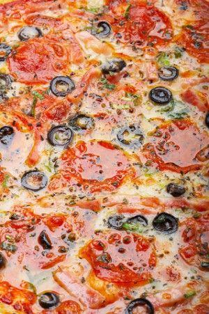 Rezept für Pizza - Blech-Pizza Rezepte - Italienische Küche - italienische küche rezepte