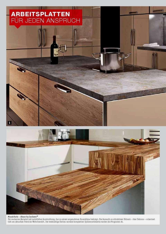44 Einzigartig Arbeitsplatte Zu Buche Küche | Kitchen | Kitchen ...