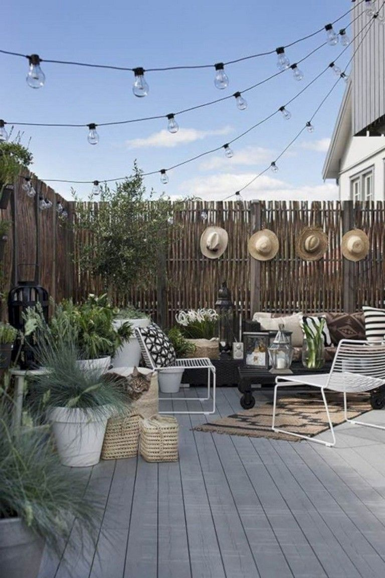 20 Wonderful Garden Design Ideas For Small Space Diy Yard Decor Patio Design Outdoor Patio Decor