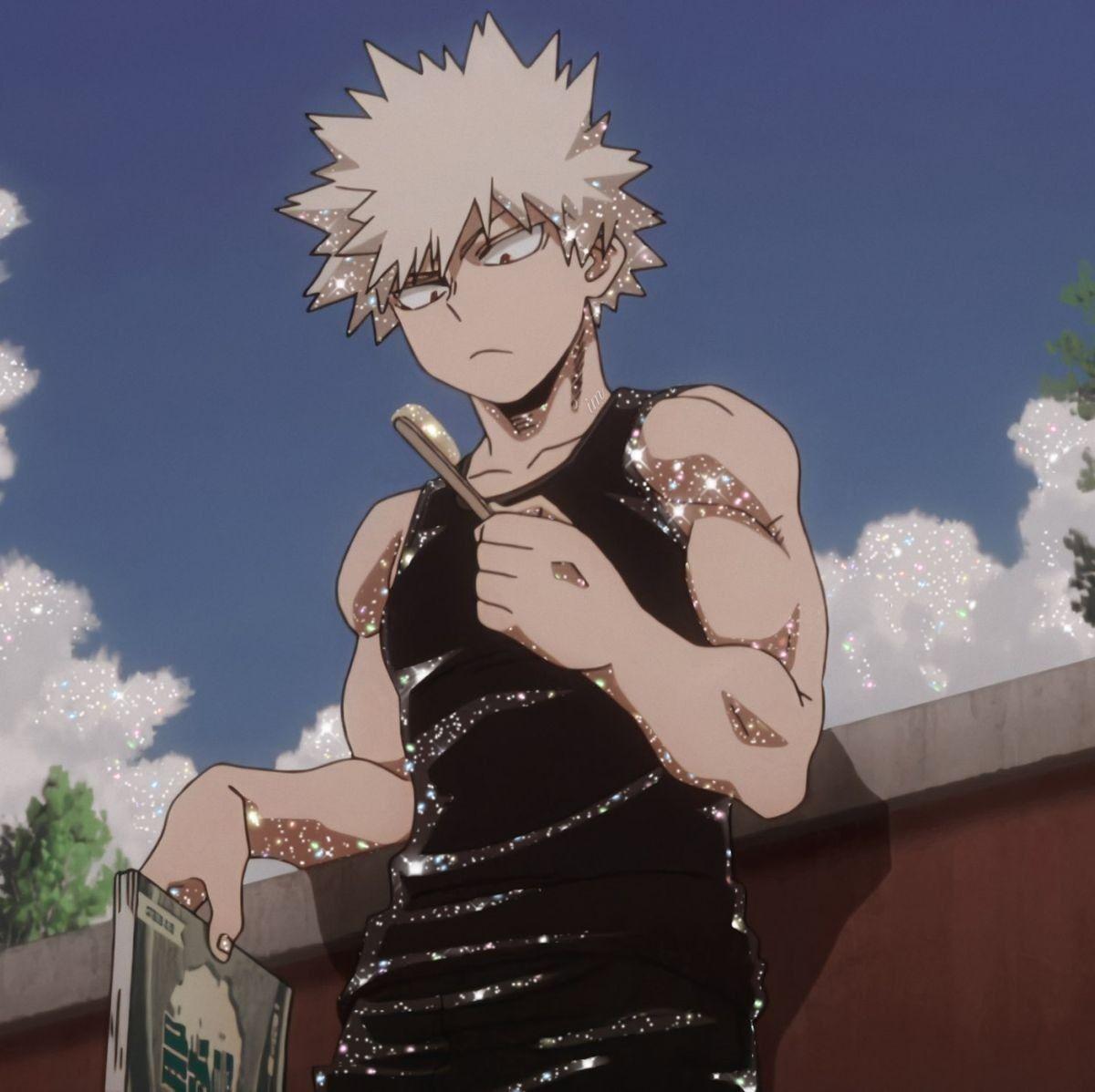 Bakugou Glitter