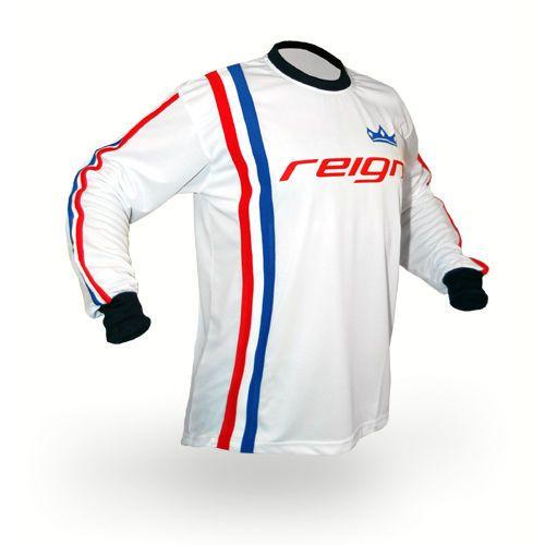 vintage style minuteman motocross jersey mx enduro ahrma
