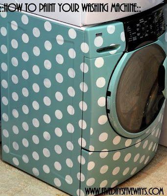 poás na máquina de lavar