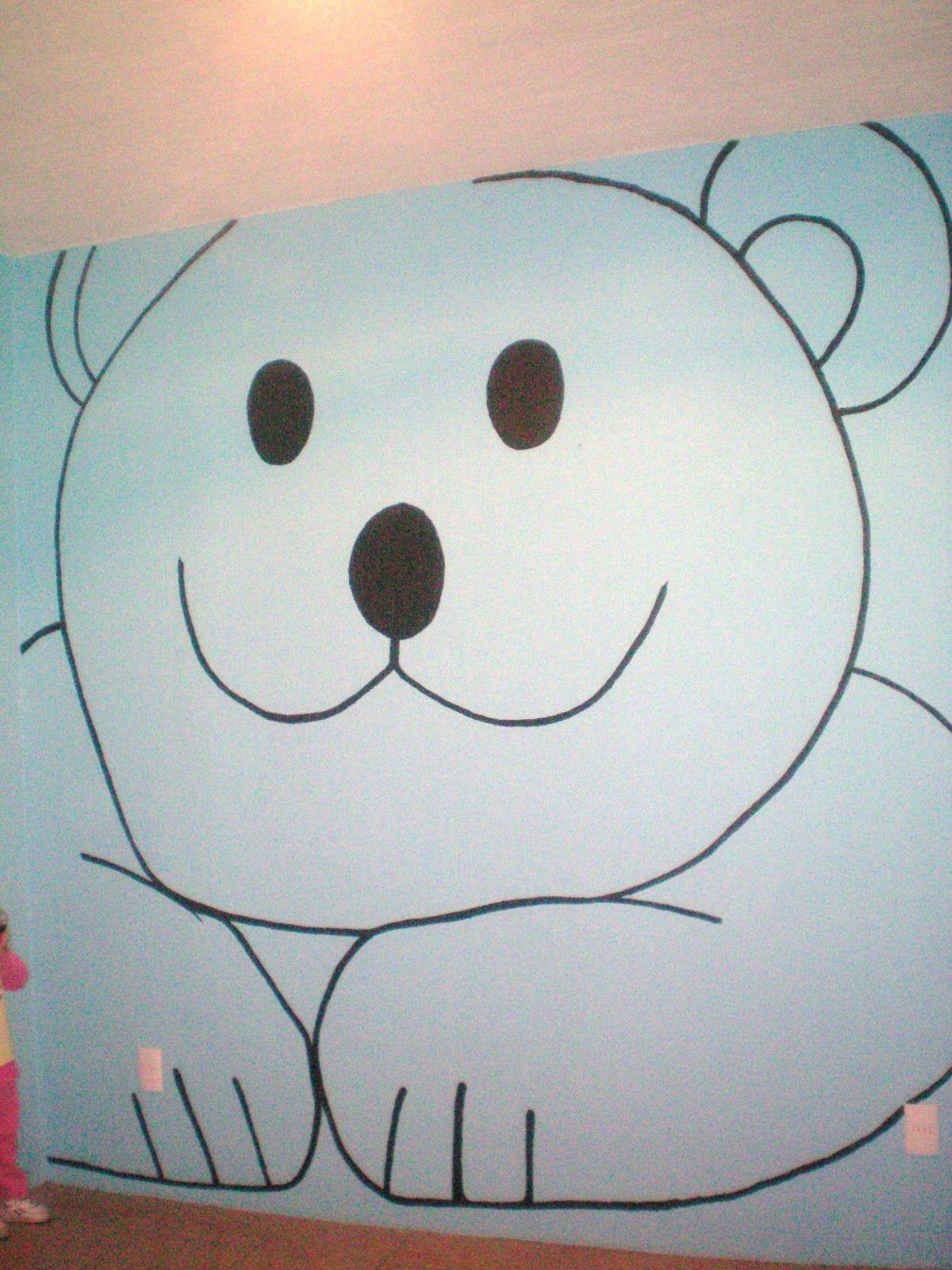 Murales Pintados a Mano!!: Niñas