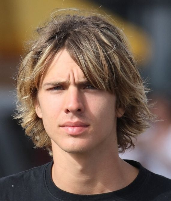 Cheveux Mi Long Garcon Boy Haircuts Long Long Hair Styles Men Boys Long Hairstyles