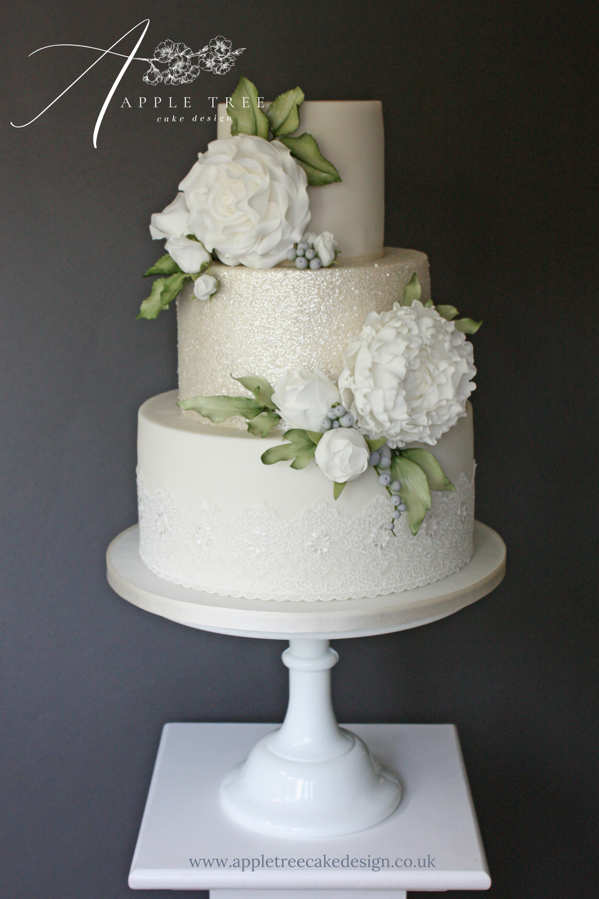 Pin On Vintage Wedding Cakes