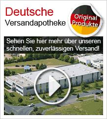 Deutsche #Versandapotheke mit bis zu 60% Ersparnis bei freiverkäuflichen #Medikamenten, #Kosmetika und Homöopathika, sowie gratis Express Versand. Über 1 Mio. #Kunden und 250.000 positive Bewertungen!