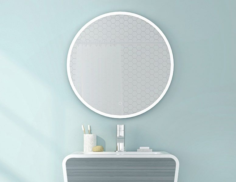 Fleurco Lighted Vanity Mirrors Mirror Mirror With