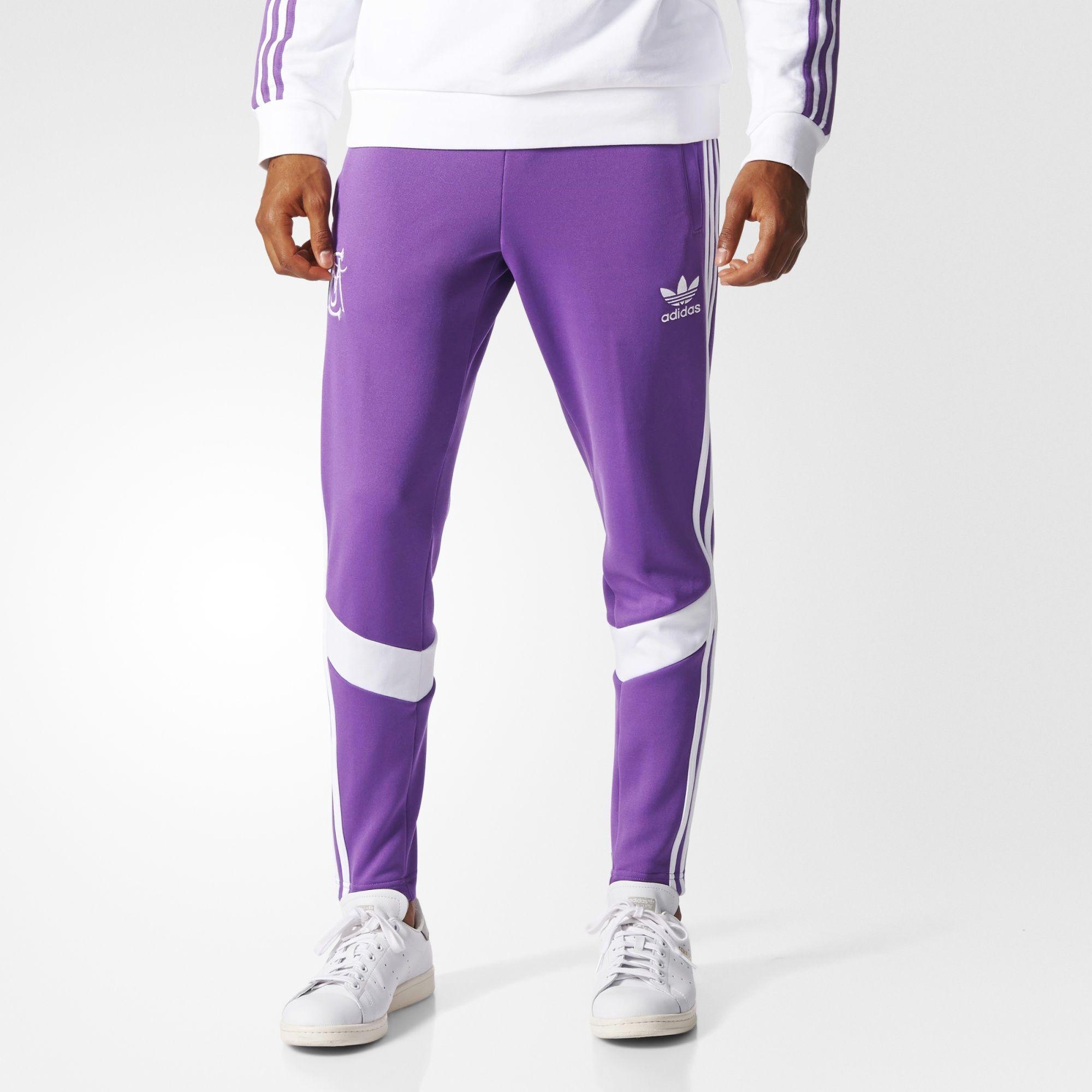 adidas Real Madrid Track Pants | Mens athletic pants