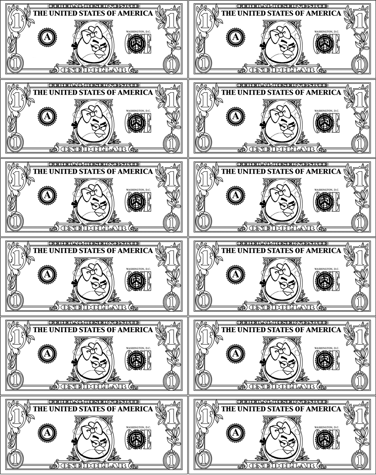 printable play money for kids activity shelter paper game for