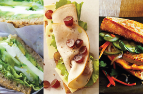 Top 31 Healthiest Sandwiches
