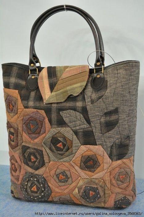 772e1e84d1bb Подборка лоскутных сумок и сумочек. Обсуждение на LiveInternet - Российский  Сервис Онлайн-Дневников