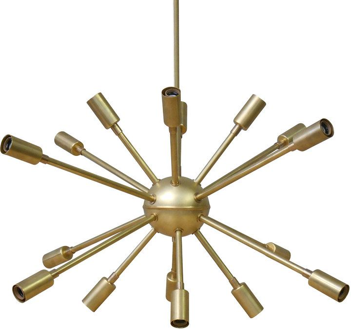 Dot & Bo Starburst Sputnik Chandelier | Must have decor ...