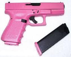 Pink glock 19